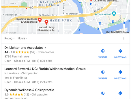 Chiropractic Marketing Strategy for 2021