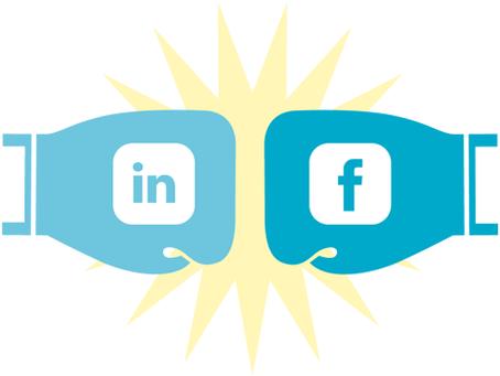 Facebook vs Linkedin for B2B Marketing