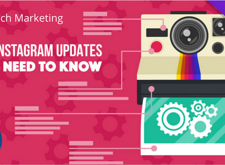 2018 Instagram Updates You Need To Know About To Grow Your Business