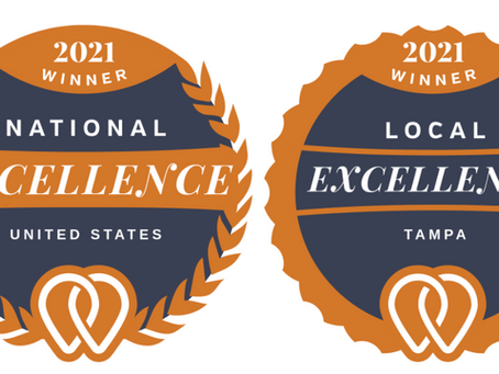 GenTech Marketing Announced as a 2021 National and Local Excellence Award Winner by UpCity!
