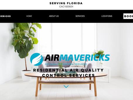 Case Study - Air Mavericks ($853,600 in 6 Months)