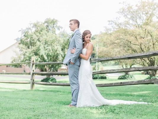 Craig and Chelsea Lahr