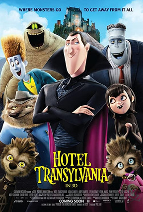 Hotel Transylvania 1 (2012)