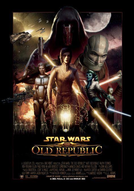 Star Wars: Old Republic (2010)