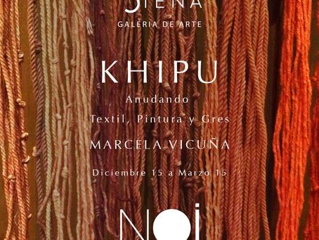 Exposición Khipu