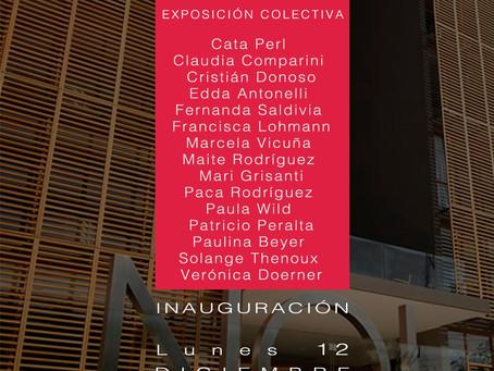 ArbolArte exposición colectiva