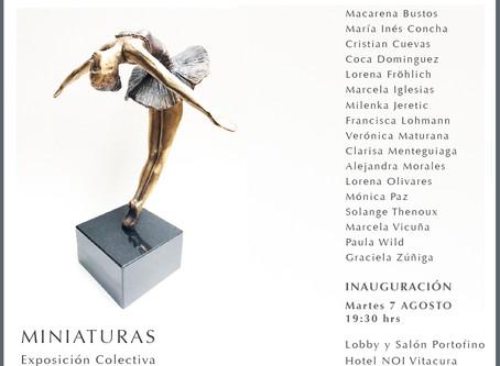 Exposición Colectiva MINIATURAS