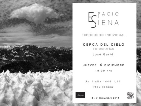 Cerca del Cielo  Fotografías de Jose Guiridi