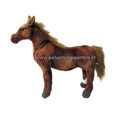 Peluche grande caballo 60 cms
