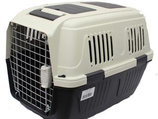 ¿Cómo elegir una jaula de transporte para perros?