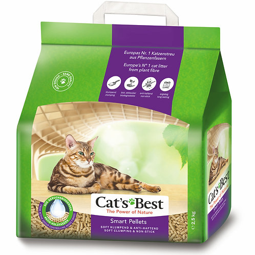 CatsBest Smart Pellets 5L / 2.5 Kg