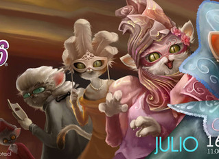 Gatofest - Adopta un gatito!