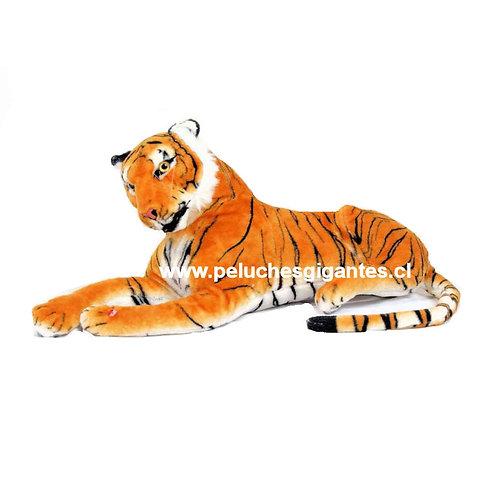 Peluche gigante tigre bengala 1,0 metros