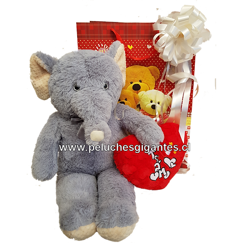 Elefantito regalo