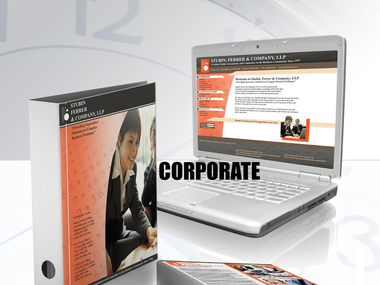 Corporate Identity, Graphic Design, Logo Design, Norristown, Pennsylvania, Designed by Pierce Products LLC