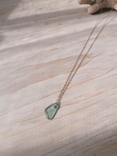 Skiathos Collection - Light Aqua Necklace