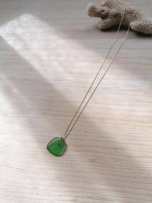 Skopelos Collection - Emerald Necklace