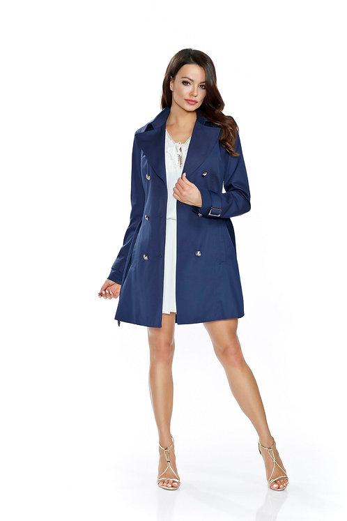 Płaszcz Ari Navy Blue PREMIUM