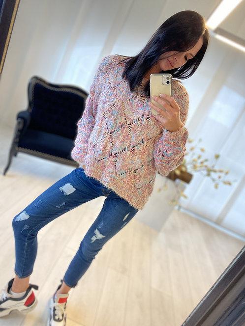 Sweter Fresco Pink