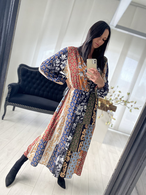 Sukienka Kamelia  2 Multicolor