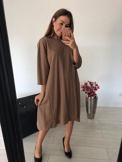 Sukienka Dreso Beige