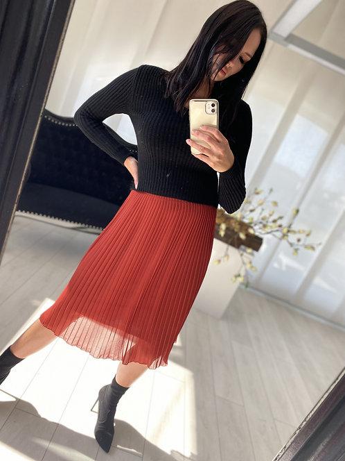 Spódnica Izelda 2 Brick Red