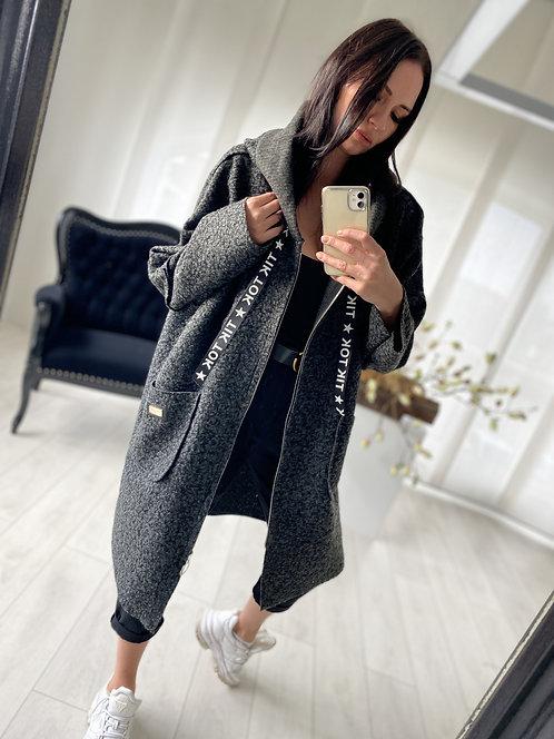 Płaszcz Mohito Grey