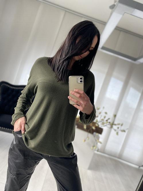 Bluzka Marika 2 Olive