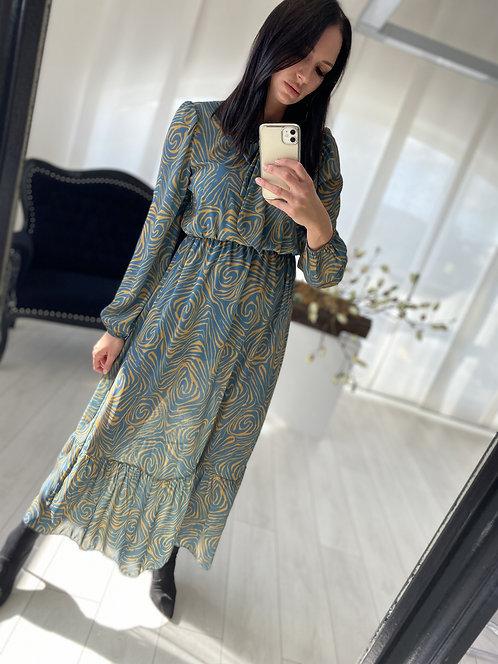 Sukienka Migela Multicolor