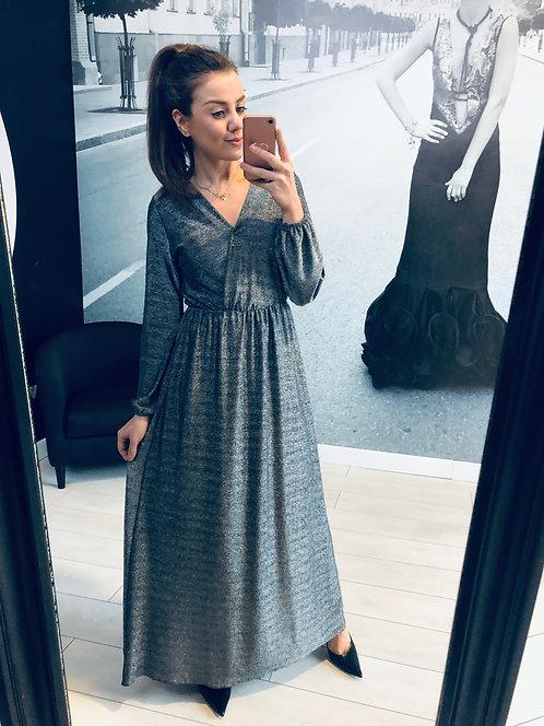 Sukienka Kimberly Silver