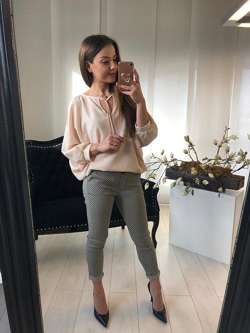 Spodnie Emy Beige