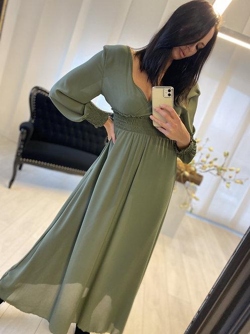 Sukienka Lorita Olive