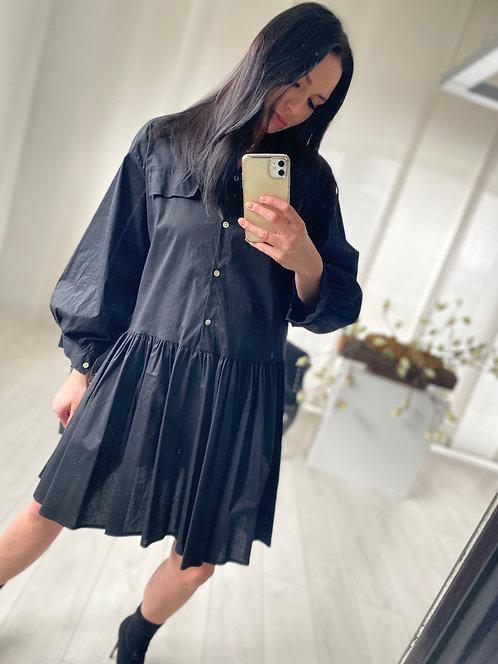 Sukienka Koszulowa Arina Black
