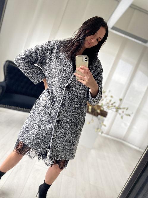 Płaszcz Galaxy Grey