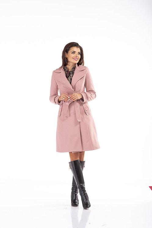 Płaszcz Ervis Pink PREMIUM