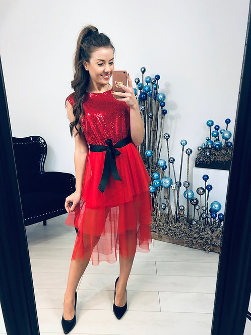 Sukienka Molli Red