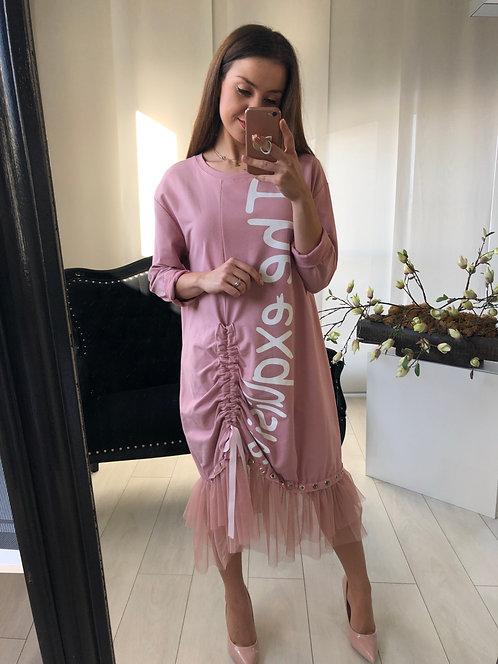 Sukienka Tifany Pink