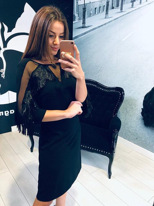 Sukienka Moloko 2 Black PREMIUM