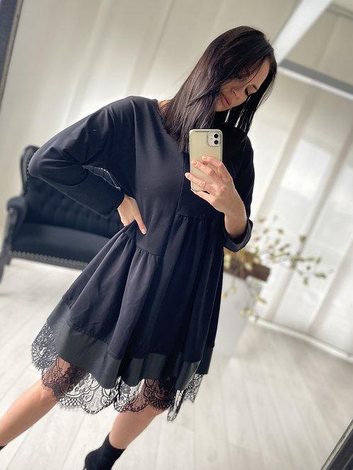 Sukienka Leonia Black