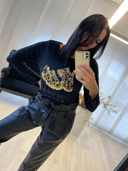 Bluzka Alexa Black Shoes