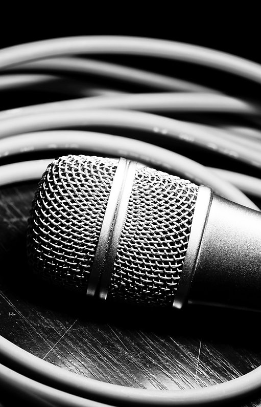 live microphone