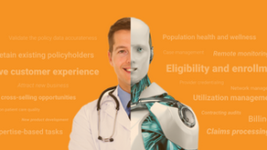 Robotic Process Automation (RPA) Use cases in Healthcare