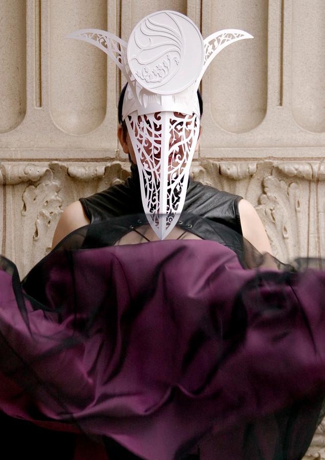 Tarot of Masks: The High Priestess