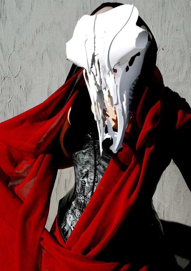 Tarot of Masks: Death