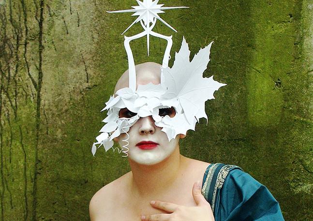 Tarot of Masks: The Empress