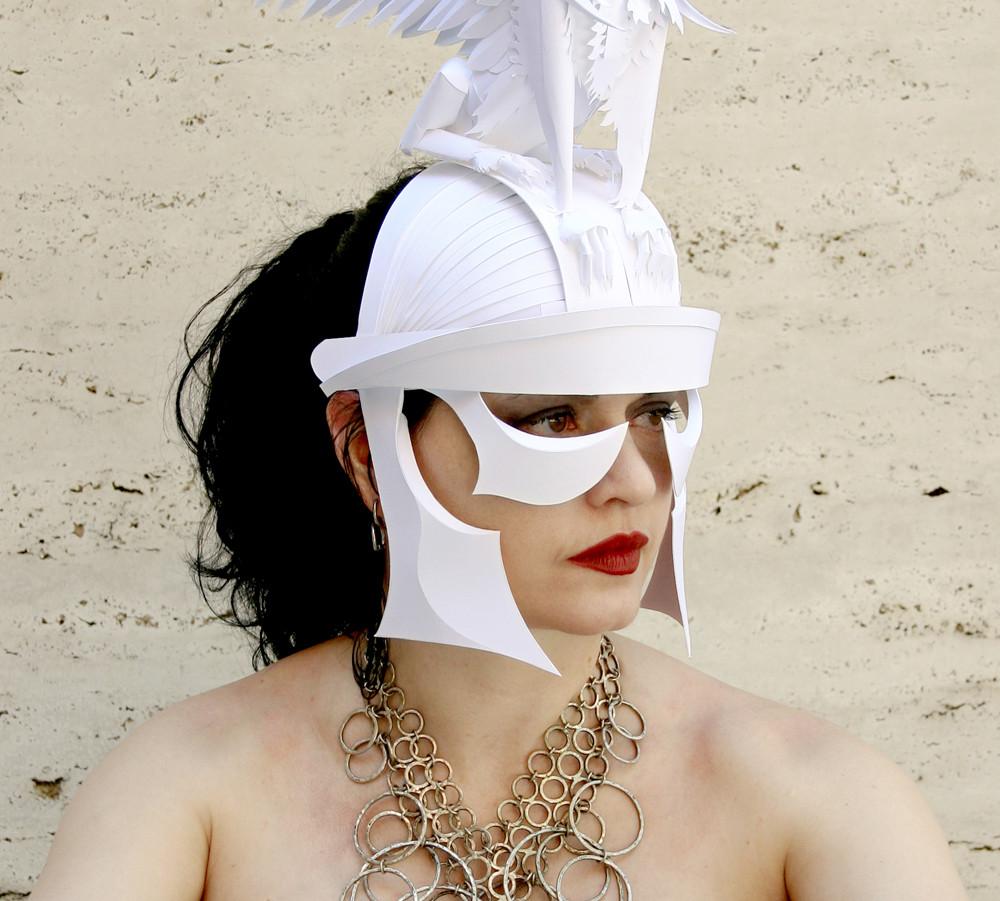 Tarot of Masks: The Chariot