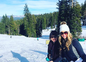 Lake Tahoe Girls trip