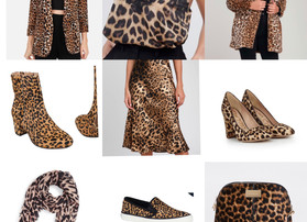 Gift for the Leopard print lover