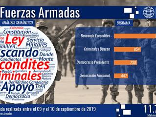 Piñera promulgó nueva ley que constituye una nueva forma de financiar las Fuerzas Armadas