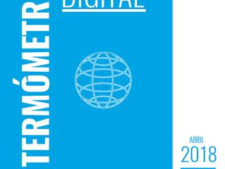Ya está disponible un nuevo TERMOMETRO DIGITAL #6, Semana del 30 al 6 de Mayo